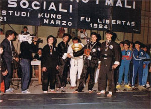 Giuseppe De Rosa - Campionati Nazionali 1984